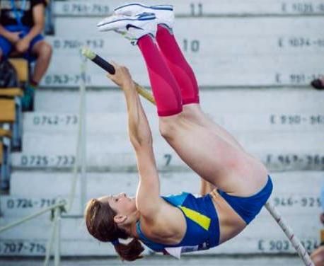 Харьковчанка Марина Килипко завоевала бронзовую награду в Финляндии