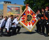Харьковский вуз выпустил молодых специалистов-защитников