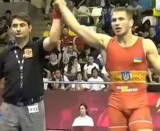 Харьковский спортсмен взял «серебро» на чемпионате Европы