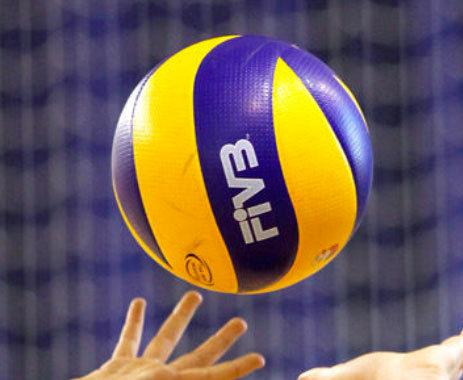 Волейбол: сборная Украины не вышла