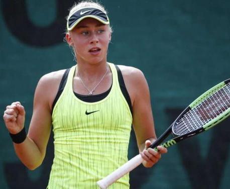 Харьковская теннисистка победила на турнире ITF