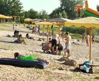 В Харькове к купальному сезону готов только один пляж