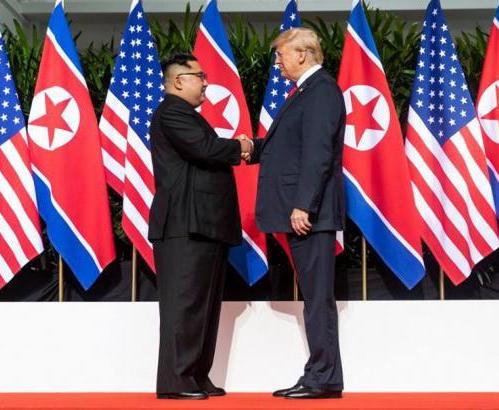 Северная Корея демонтирует ракетный полигон