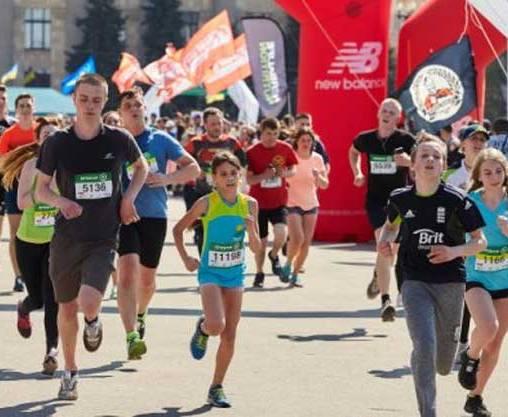 Открыта регистрация на харьковский марафон