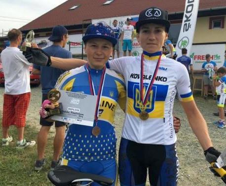 Харьковские спортсменки завоевали награды на соревнованиях в Словакии
