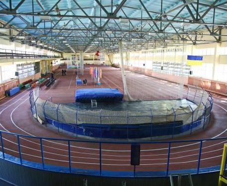 На «ХТЗ» реконструируют манеж, а в Школе высшего спортивного мастерства – фасад