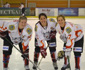 В Украине снова появится женская хоккейная сборная