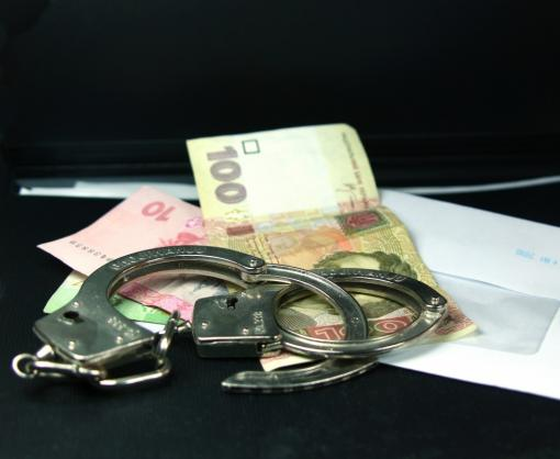 В Харькове задержан на взятке работник налоговой