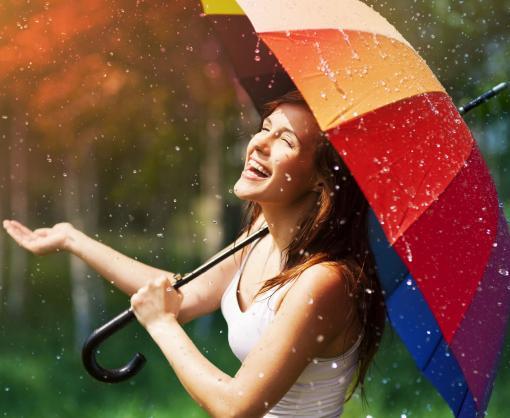 На что обратить внимание при покупке зонта