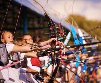 Харьковчане одержали победу на чемпионате Украины по стрельбе из лука
