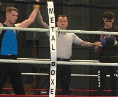 Харьковские спортсмены вышли в финал чемпионата Европы по французскому боксу