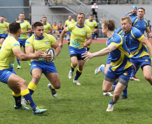 Украинским регбистам стали известны соперники по второму туру