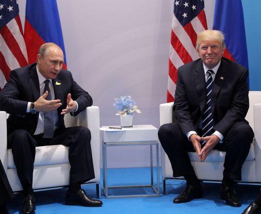 Стала известна дата встречи Дональда Трампа и Владимира Путина