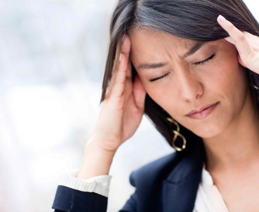 Как спасаться от мигрени