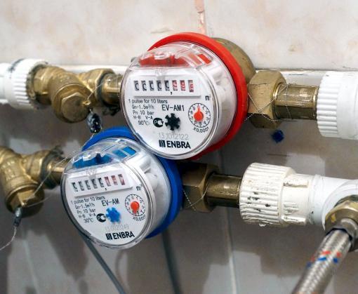 В Харькове льготникам до конца года бесплатно установят около десяти тысяч счетчиков воды