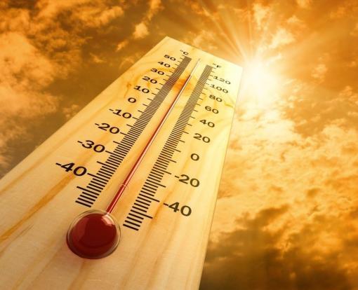 В Харькове зафиксировали рекордную жару