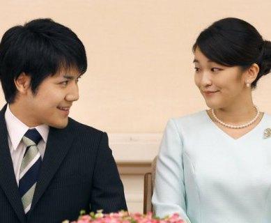 Японская принцесса Аяко отказалась от титула ради любви