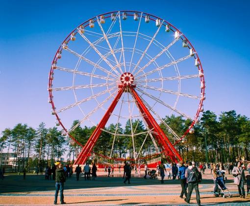 В парке Горького пройдут «Соревнования патриотов»