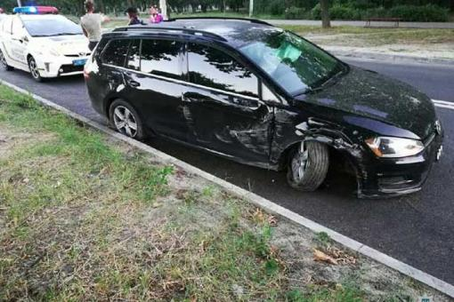 ДТП в Харькове: выпивший водитель оставил людей без полезной информации