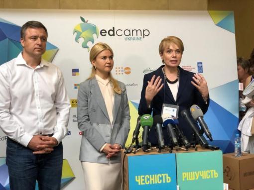 В Харькове проходит EdCamp Ukraine – 2018