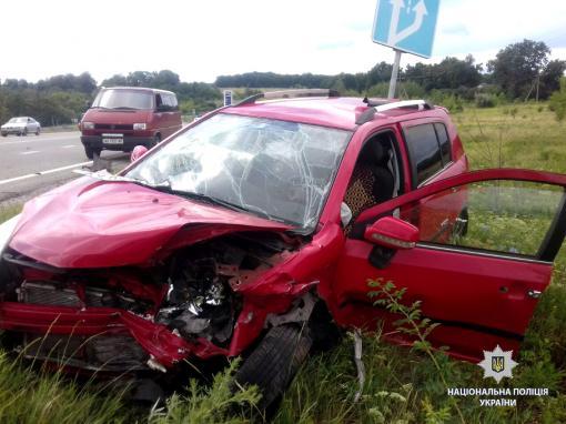 ДТП на окружной: много пострадавших