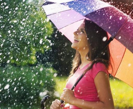 Погода в Харькове: небольшие дожди