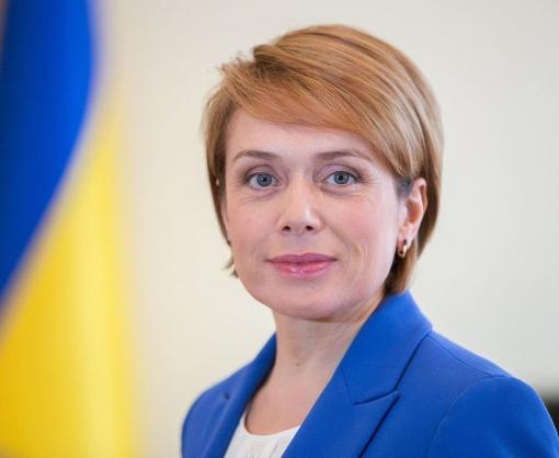 В Харьков приехала министр науки и образования