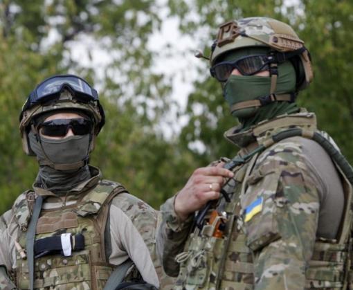 ВСУ создали на Донбассе новые опорные пункты