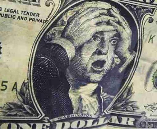 В Сети появился документ с прогнозом курса доллара при разных обстоятельствах