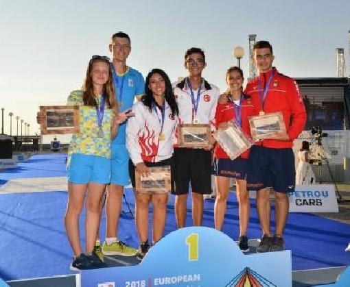 Харьковский лучник стал вторым на чемпионате Европы