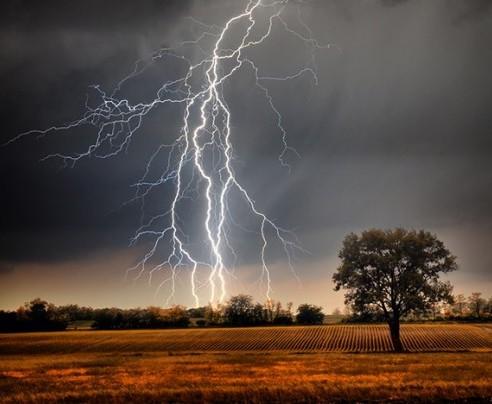 Погода в Харькове: грозы возвращаются