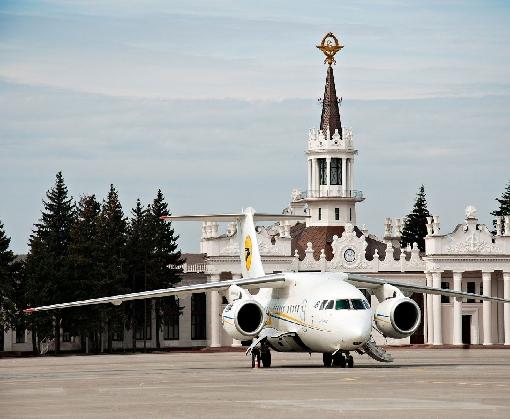 Харьковский аэропорт установил рекорд