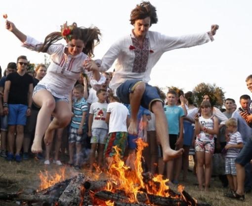 Ночь на Ивана Купала в Украине: традиции и обряды древнего праздника