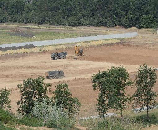 Первый в Украине: под Харьковом идет строительство мусороперерабатывающего комплекса