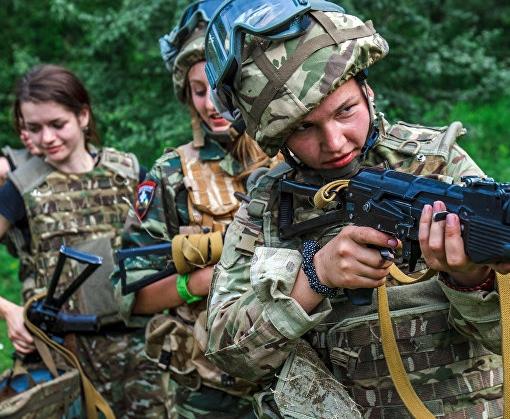 В Харьковской области откроется военный лагерь