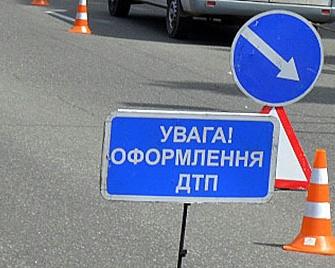 ДТП в Харькове: на Деревянко обошлось без пострадавших