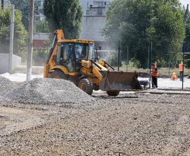 В Харькове отремонтируют два десятка школьных стадионов