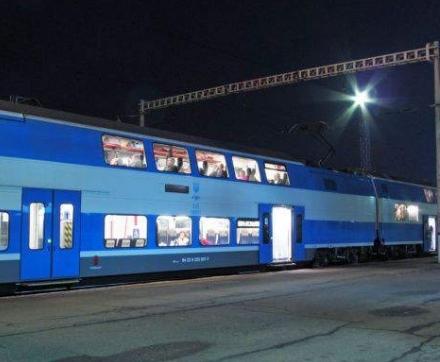 Киев и Харьков соединит дополнительный поезд