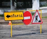 На мосту по проспекту Любови Малой на месяц ограничивается движение транспорта