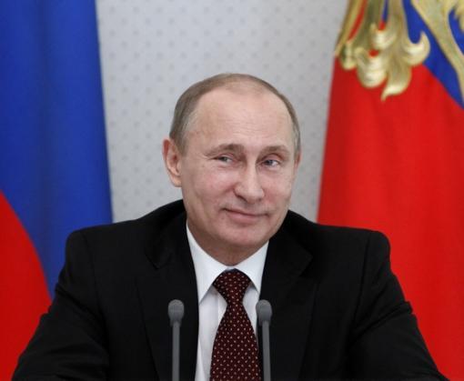 Владимир Путин прилетел на встречу с Дональдом Трампом с опозданием