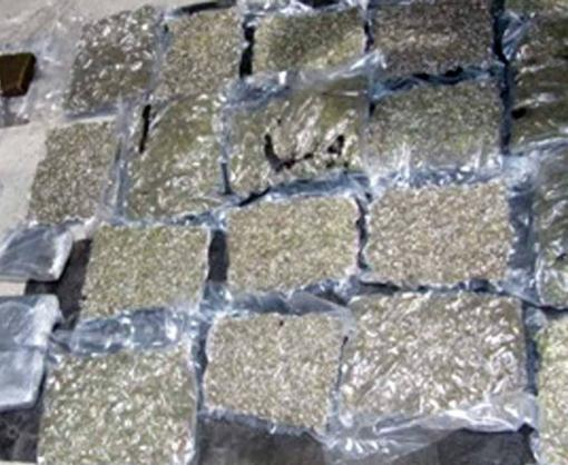 На «Гоптовке» задержана крупная партия наркотиков