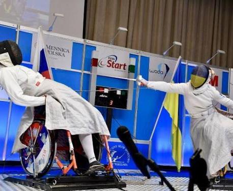 Харьковчанка завоевала две медали