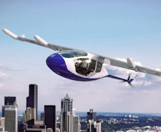 Rolls-Royce выпустит летающее такси