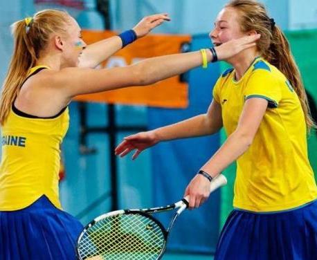 Юные харьковские теннисистки победили на турнире ITF