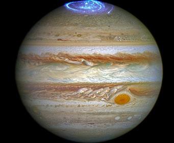 Возле Юпитера нашли необычный объект
