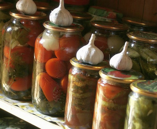 Что умеют современные кухонные весы, или кое-что о консервации