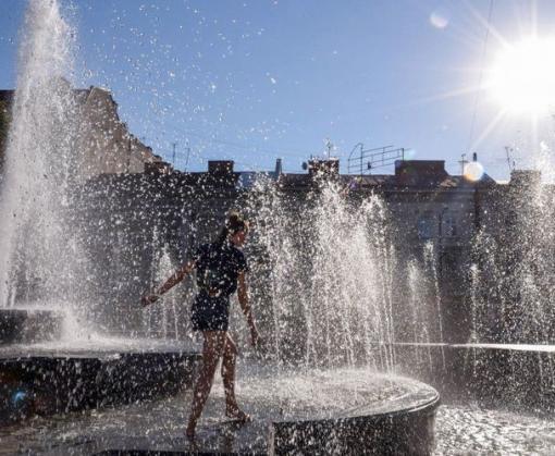 Погода в Харькове: ожидаются шквалы