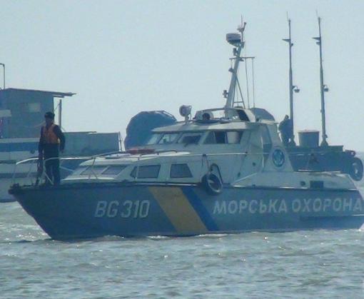 Украина готовится перехватывать российские корабли в Азовском море