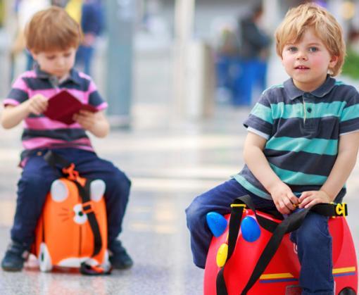 Какие документы нужны ребенку для путешествия за границу