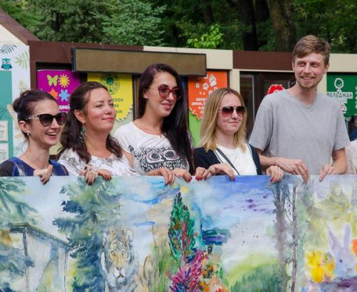Художники из разных стран поддержали благотворительную акцию Фонда Александра Фельдмана «Искусство милосердия»